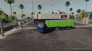 Krampe SB 3060 + Phonix 6X6 Agro Truck V1.2.1 for Farming Simulator 19