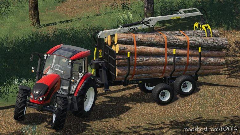 Kesla 104 for Farming Simulator 19
