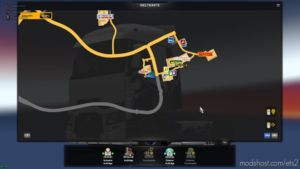 Leipzig Map Expansion V0.2.3 for Euro Truck Simulator 2