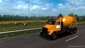 GTA V Truck & BUS Traffic Pack [1.37.X] for Euro Truck Simulator 2