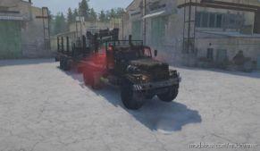 Kraz 255 Truck V13.04.20 for MudRunner