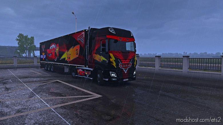 Cars Trailer V1.0.0.0 for Euro Truck Simulator 2