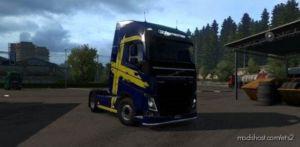 1.37 Performance Edition Volvo FH16 Multicolor for Euro Truck Simulator 2