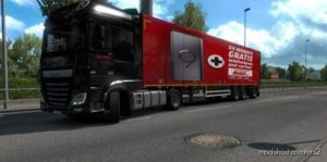 Media Markt Skin For DAF XF Euro 6 + Trailer Skin (Only For Owned Trailers) for Euro Truck Simulator 2