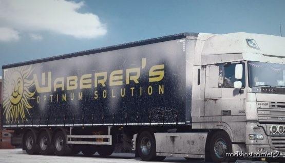 Snowy Skin Pack for Euro Truck Simulator 2