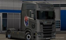 Captain TOM Moore Skin Next GEN for Euro Truck Simulator 2