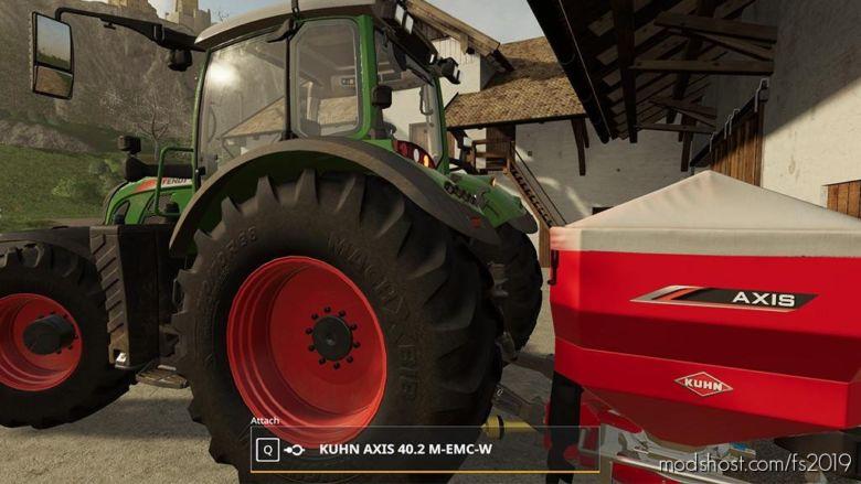 Manual Attach V1.1 for Farming Simulator 19