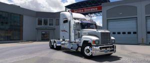 Mack Pinnacle CHU613 Truck V1.4 [UPD 30.04.20] [1.37] for American Truck Simulator