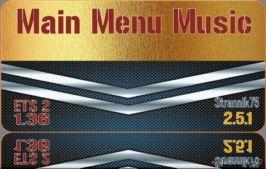 Main Menu Music V2.5.1 for Euro Truck Simulator 2