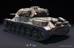 Sweden Leo Remodel [1.9.0.0] for World of Tanks