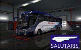 BUS G7 1200 Volvo 6X2 Facelift for Euro Truck Simulator 2