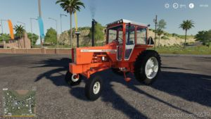 Allis Chalmers 200 Series With CAB for Farming Simulator 19