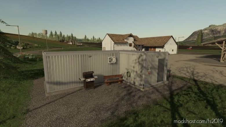 Residential Container for Farming Simulator 19