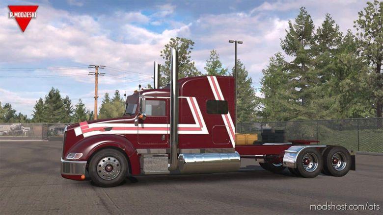 Peterbilt 386 Truck [1.37] for American Truck Simulator