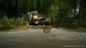 Kraz 255, 256, 260 Truck Default for MudRunner