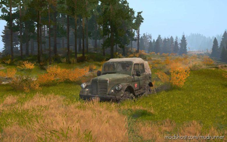 TUZ 166 for MudRunner