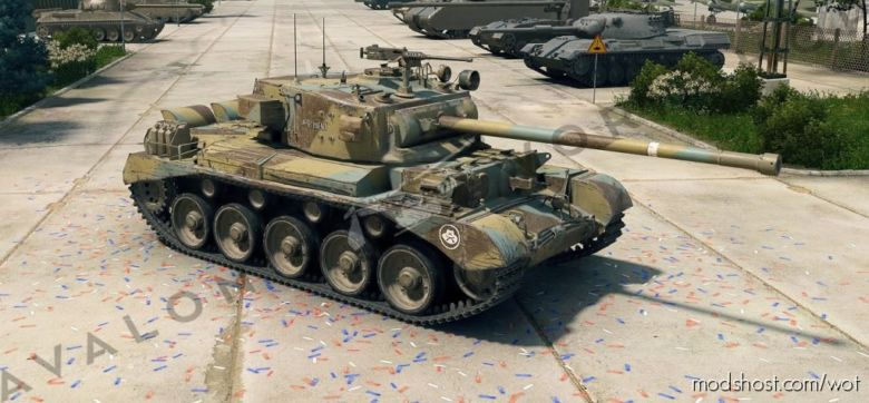 Comet MK. 2 'Impertinent' for World of Tanks