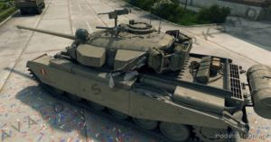 Centurion MK. 3 'Fireball' [1.9.0.0] for World of Tanks