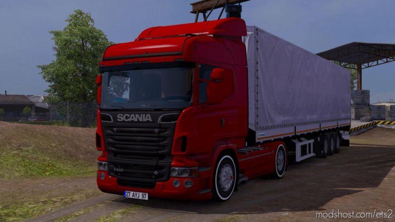 Scania R500 [1.36] for Euro Truck Simulator 2