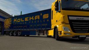 Waberer's (Koleka) Pack for Euro Truck Simulator 2