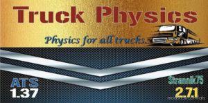 Truck Physics V2.7.1 for American Truck Simulator