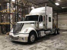 Real Engine Sounds For SCS İnternational Lonestar V3 [1.37] for American Truck Simulator