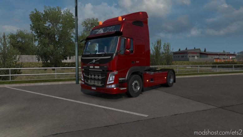 Volvo Fm/Fmx FIX V1.2 for Euro Truck Simulator 2