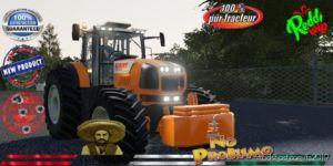 Claas Atles S900 Communal Version V2.0 for Farming Simulator 19
