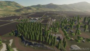 Westbridge Hills Logging Edition for Farming Simulator 19