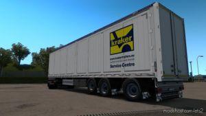 Kraker Walkingfloor Pack V2.1.2 [1.37] for Euro Truck Simulator 2