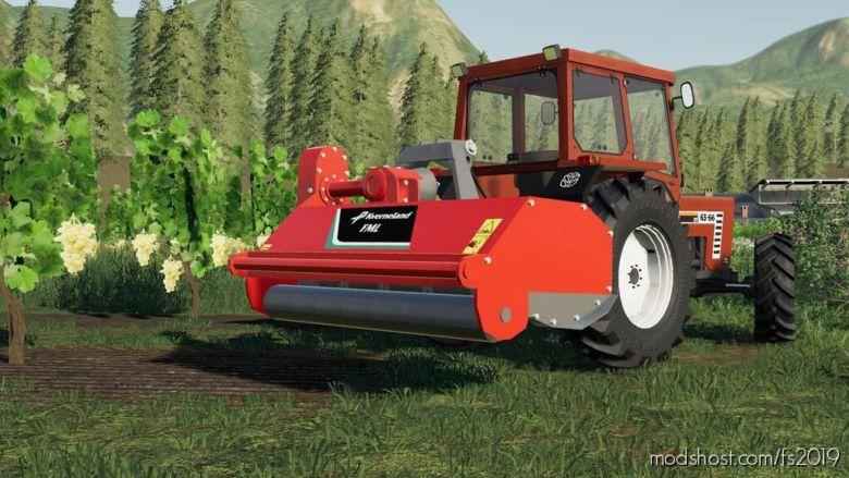 Kverneland FML for Farming Simulator 19