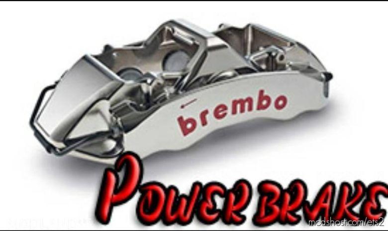 Brake Increase Mod for Euro Truck Simulator 2