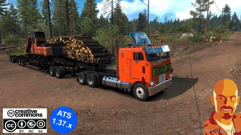 Peterbilt 352 [1.37.X] Truck for American Truck Simulator