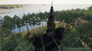 Camp Redwood Scary Island for Farming Simulator 19
