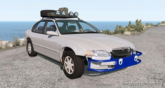 Ibishu Pessima Off-Road V1.5A for BeamNG.drive