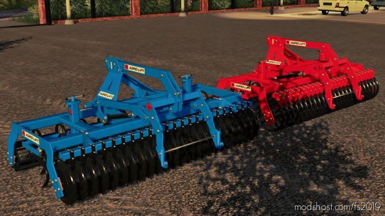 Agro-Lift Aus2-H for Farming Simulator 19