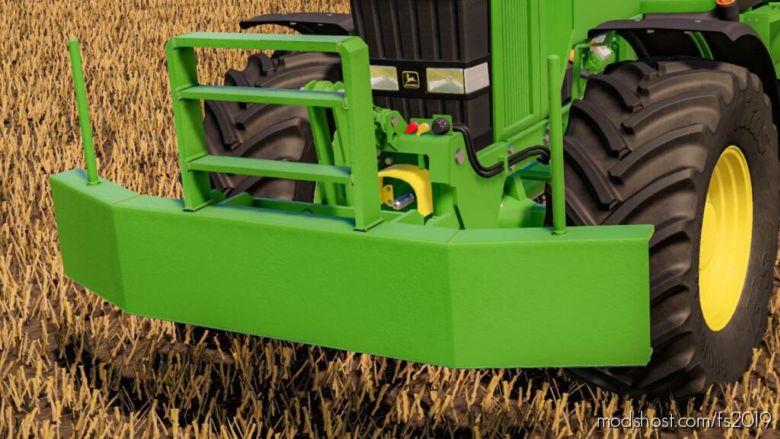 Three Point Bull BAR for Farming Simulator 19
