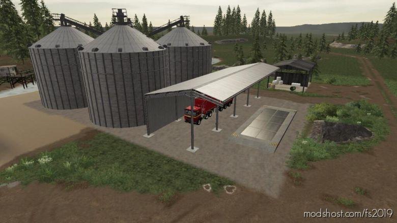Silo Facility for Farming Simulator 19