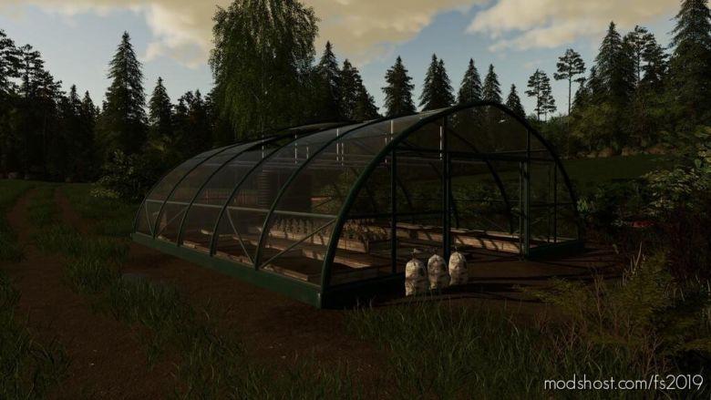 Potato Greenhouse for Farming Simulator 19