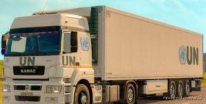 Combo Skin UN For Kamaz 5490 NEO for Euro Truck Simulator 2