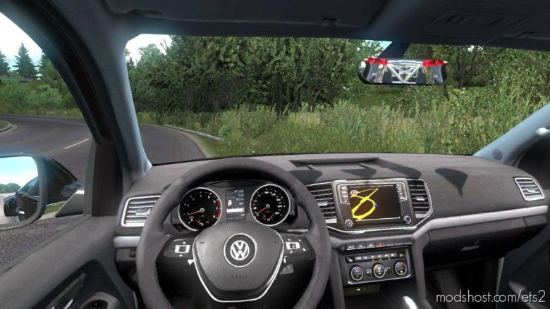 Volkswagen Amarok V1R30 [1.37] for Euro Truck Simulator 2