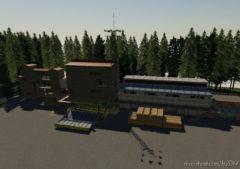 Cedar Bottom for Farming Simulator 19