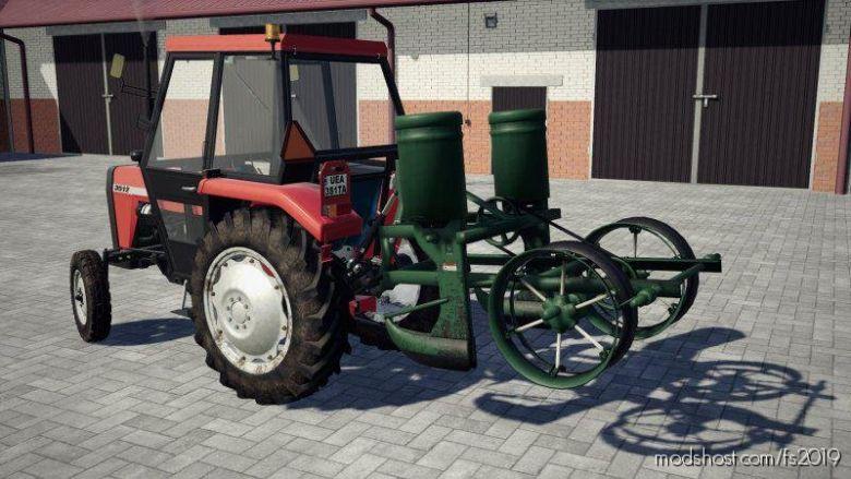 Classic 2 ROW Planter for Farming Simulator 19