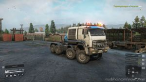 Azov 64131 Buffed Truck 1.1 for SnowRunner