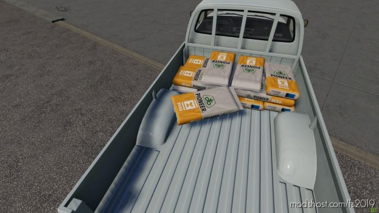 ONE Hand BAG V1.1 for Farming Simulator 19