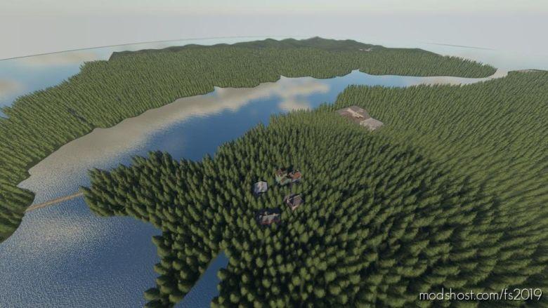 Willamina Forest V1.3 for Farming Simulator 19