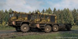 Kolob 74760 Porter Truck 1.1.0 for SnowRunner
