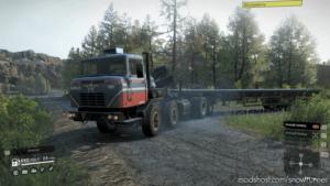 Kraz CHR Truck 2.0 for SnowRunner