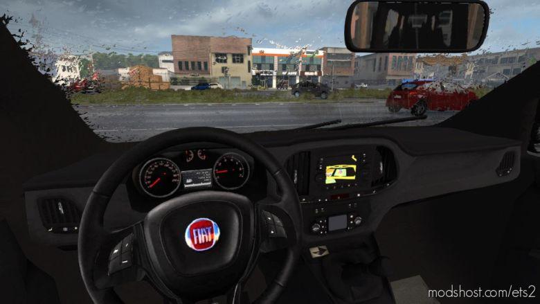 Fiat Doblo D4 V1R30 [1.37] for Euro Truck Simulator 2