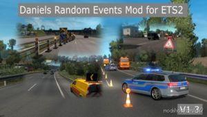 Daniels Random Events V1.3 for Euro Truck Simulator 2